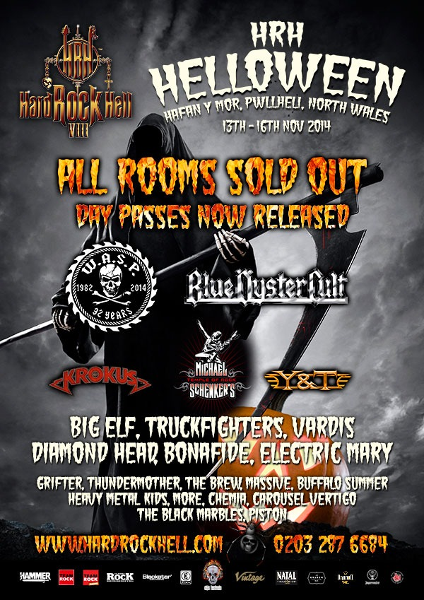Hard Rock Hell 8