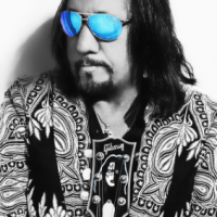 Ex Kiss Ace Frehley