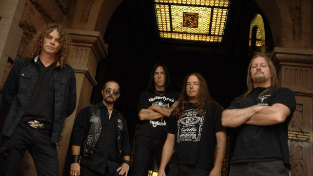 OVERKILL – WHITE DEVIL ARMORY CD REVIEW