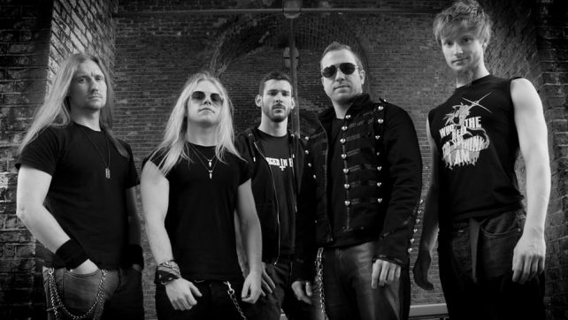 """Forged In Black Single """"The Exodus"""" CD Review"""