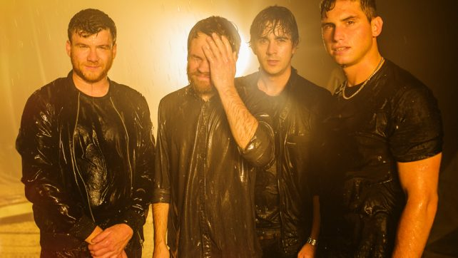 ENTER SHIKARI Release THE LAST GARRISON The Debut Single From THE MINDSWEEP Album