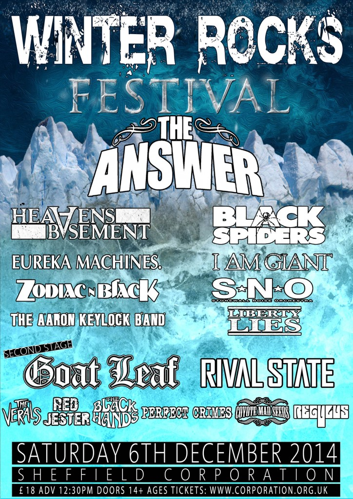 Winter Rocks Festival