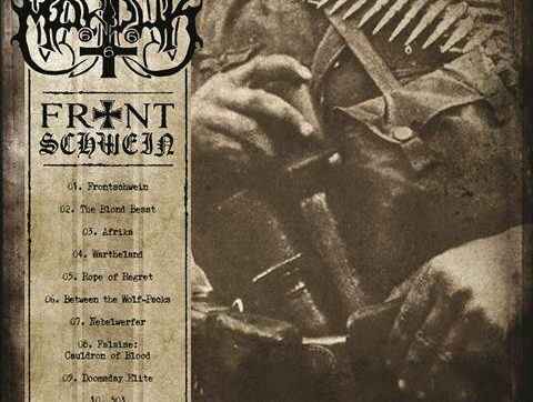 MARDUK – Reveal Artwork For 'Frontschwein' And Brand-New Song 'Rope Of Regret'