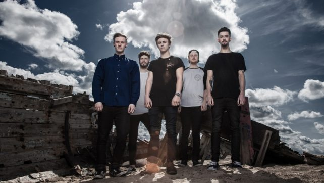 OCEANS ATE ALASKA Join UK/Euro Feb Tour With CHELSEA GRIN And VEIL OF MAYA