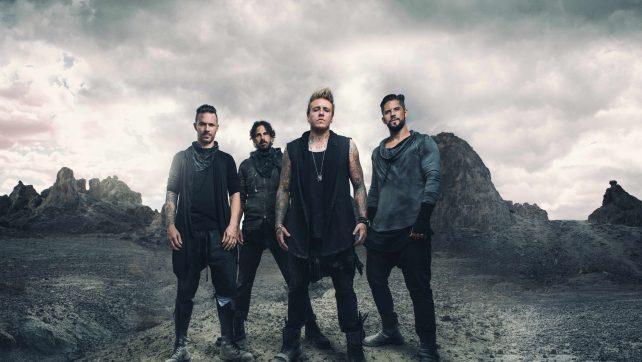 Papa Roach Announce Headline Tour For March 2015