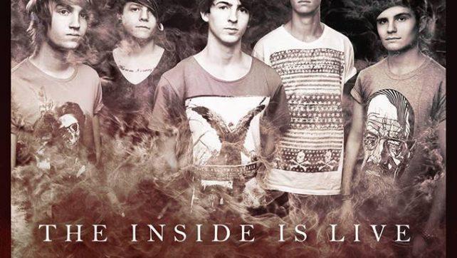 THE INSIDE IS LIVE Announce Debut Headline UK Mini-Tour