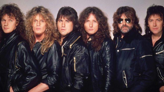 "Whitesnake live In 1984 ""Back To The Bone"" – CD Review"