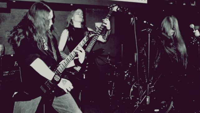 INFERNAL MANES to reissue classic demo through Iscariah's new label‏‏