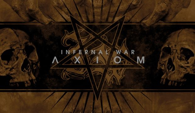 "INFERNAL WAR finishing work on new album ""Axiom""‏"