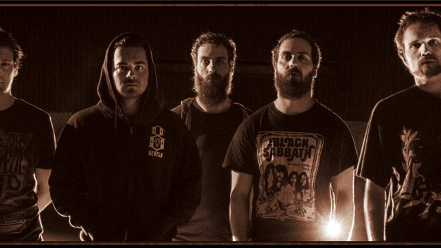 DESERT STORM unveil second track from forthcoming album, 'Omniscient'‏