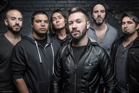 PERIPHERY – launch new song '22 Faces' / digital preorders of 'Juggernaut' albums available now‏