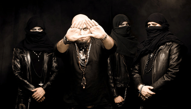 MELECHESH – Band reveals new track 'Multiple Truths' online‏