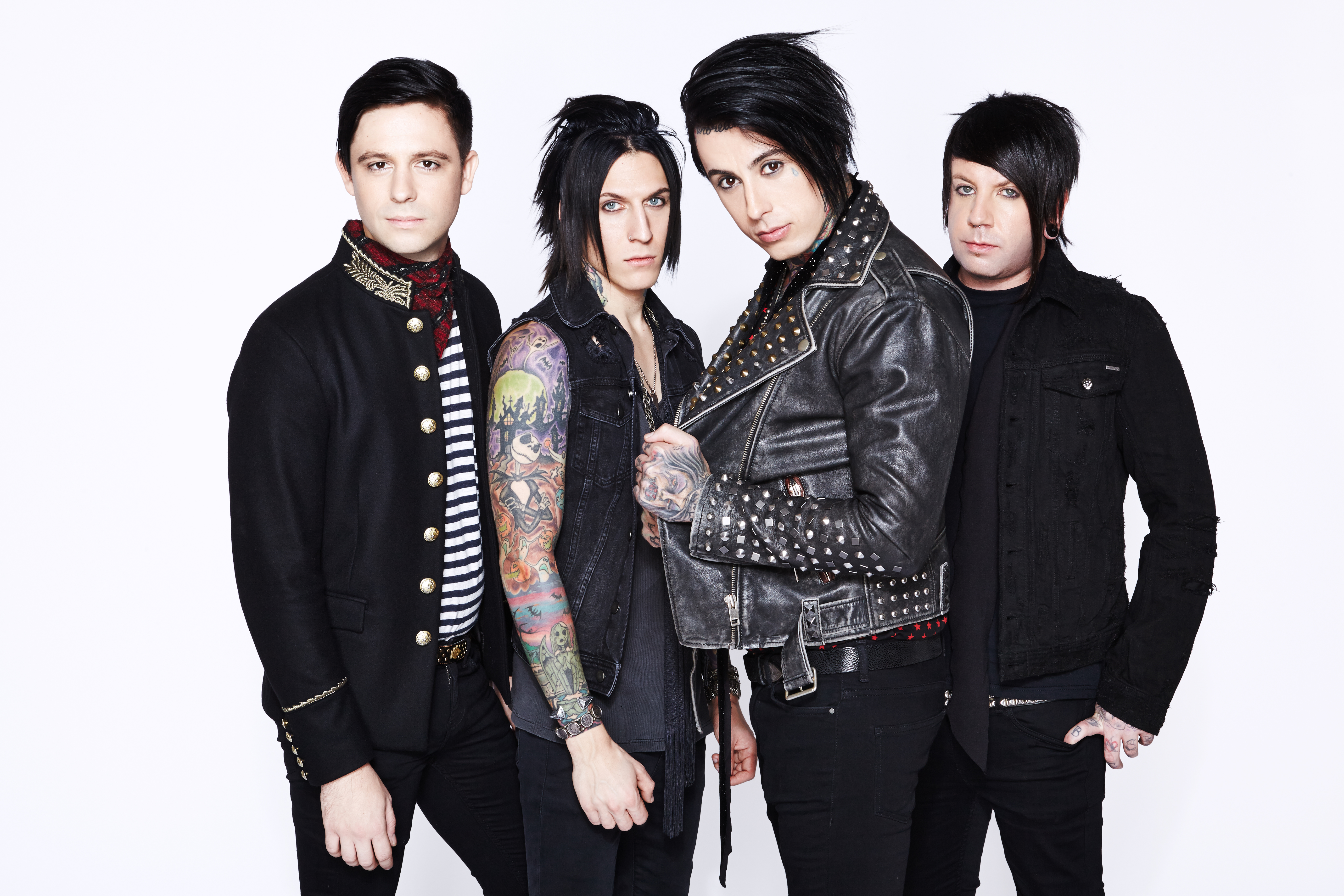 FALLING IN REVERSE STREAM NEW ALBUM