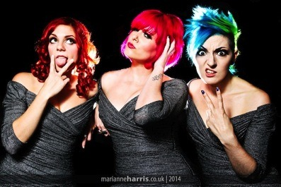 THE LOUNGE KITTENS ANNOUNCE DEBUT RELEASE  – PLUS NEW VIDEO FOR 'GLORYHOLE' (STEEL PANTHER COVER)