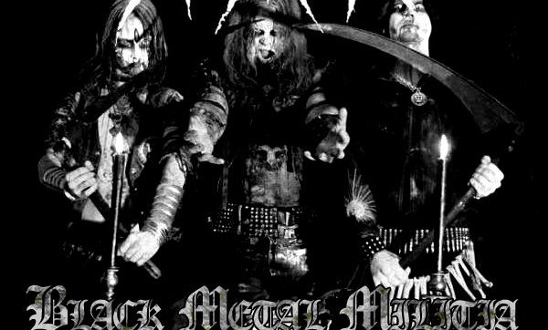 WATAIN hits the national chart in Sweden