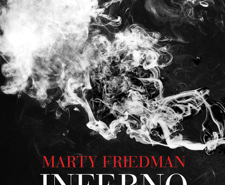MARTY FRIEDMAN continues 'Inferno' world tour across South America
