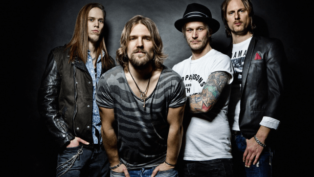 THE NEW ROSES Sign To Napalm Records