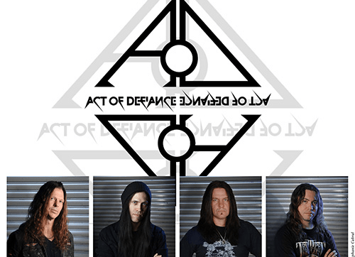 Act of Defiance signs with Metal Blade Records