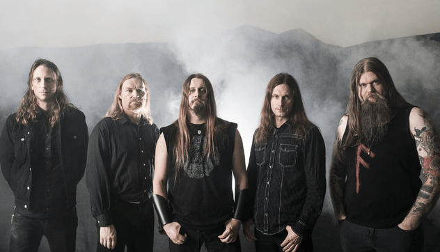 ENSLAVED | New track 'One Thousand Years Of Rain' streaming online