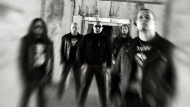 "INFERNAL WAR premiere ""No Forgiveness"" – new song from upcoming album ""Axiom"", via Decibel Magazine"