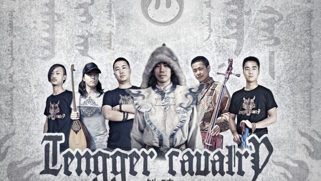 Mongolian folk metal: TENGGER CAVALRY announce new album