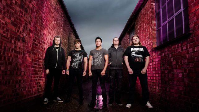 NO SIN EVADES HIS GAZE UK co-headline tour this April with SUBVERSION