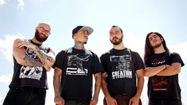 MARUTA: Miami Deathgrind Act Demolishes The Social Order With Relapse Records Debut; Track From Remain Dystopian Released