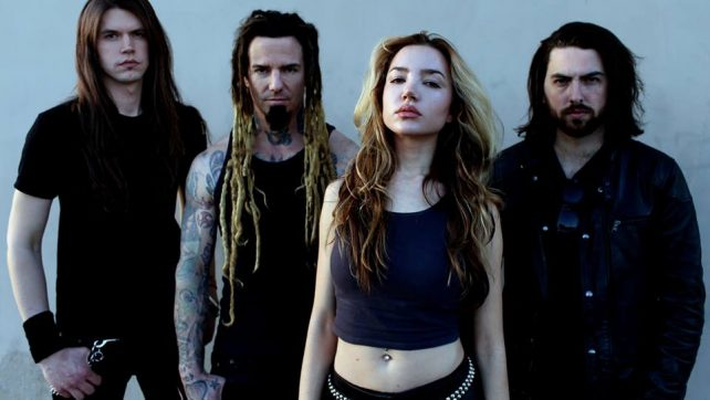 FORMER MACHINE HEAD / SOULFLY GUITARIST LOGAN MADER RETURNS WITH BRAND NEW BAND ONCE HUMAN