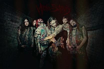 Meta-Stasis reveal details of new album 'The Paradox Of Metanoia'