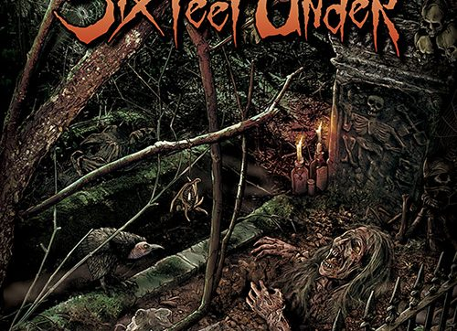 Six Feet Under deafen the masses with new single now playing