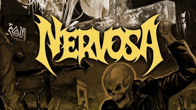 NERVOSA announce UK Tour!