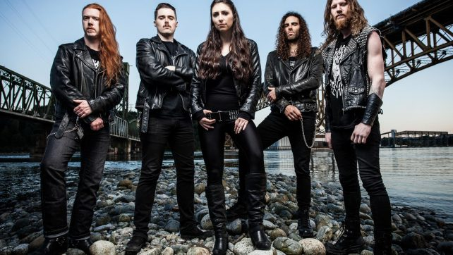 UNLEASH THE ARCHERS RELEASE FIRST MUSIC VIDEO  FROM UPCOMING ALBUM!