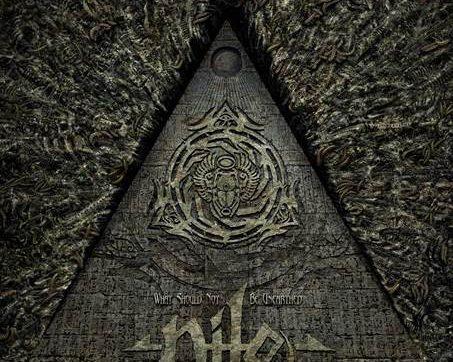 NILE new album details and cover artwork revealed plus UK tour dates