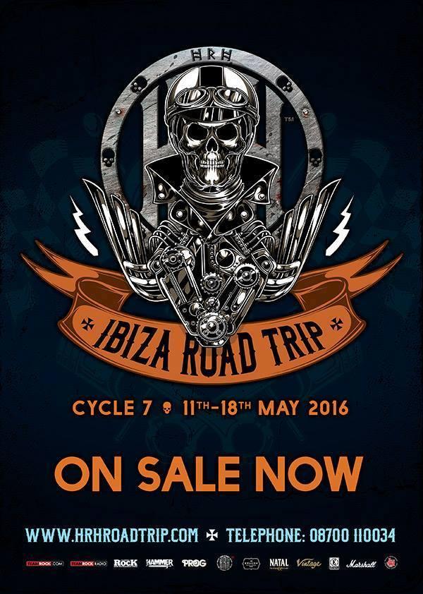 HRH Ibiza Road Trip