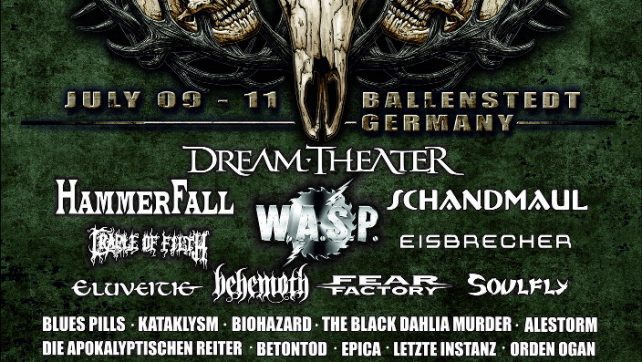 ROCKHARZ 2015: Sold out!‏