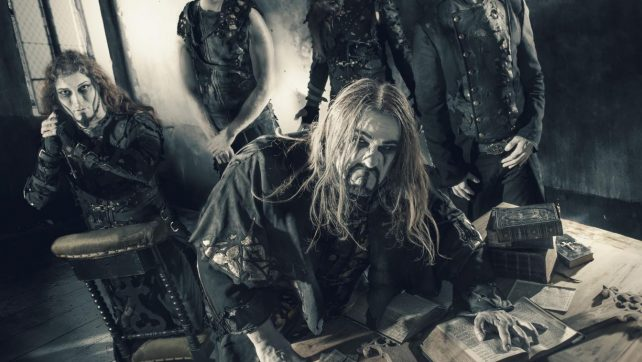 "POWERWOLF CELEBRATE EXCLUSIVE MUSIC VIDEO PREMIERE  FOR TRACK ""ARMY OF THE NIGHT""!"