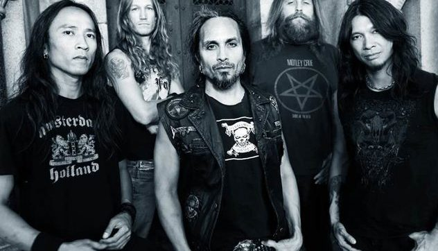 DEATH ANGEL | Band release first live track 'Fallen' online‏