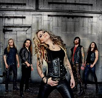 Kobra And The Lotus Tour‏