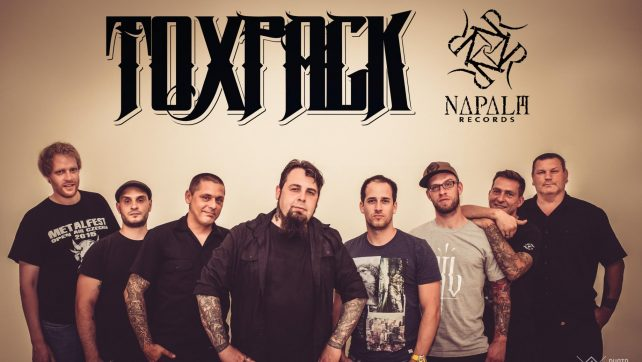 SIGNING NEWS: TOXPACK SIGNS WITH NAPALM RECORDS!