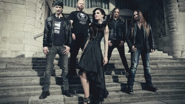 """XANDRIA – MUSIC VIDEO PREMIERE FOR BRAND NEW TRACK """"VOYAGE OF THE FALLEN""""!"""