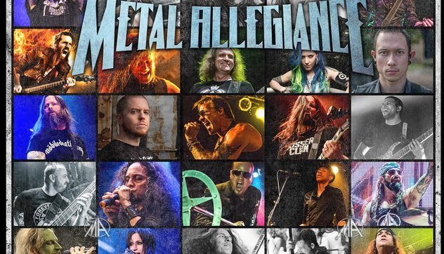 METAL ALLEGIANCE | 'Can't Kill The Devil' studio trailer posted online