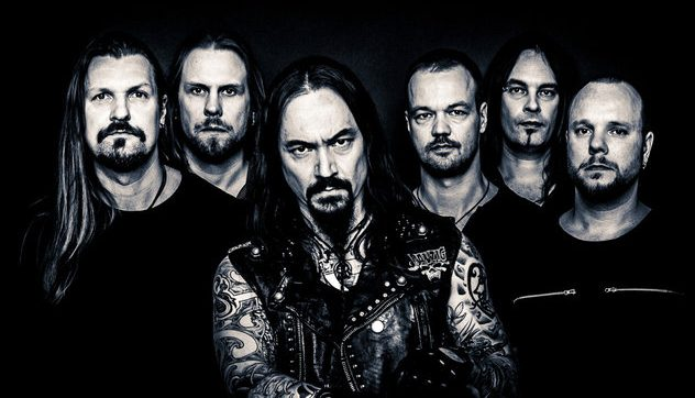 AMORPHIS | Band discuss recording of guitars and bass in new trailer