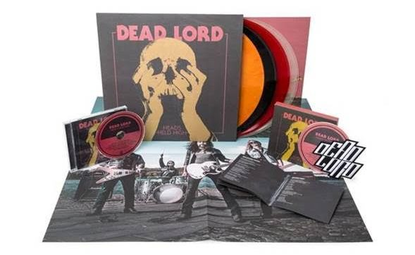 DEAD LORD – new album 'Heads Held High' out now!‏