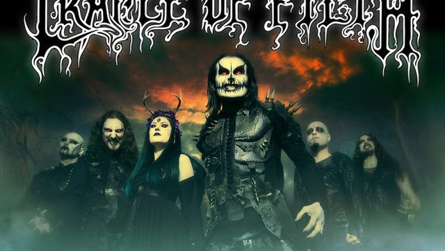 CRADLE OF FILTH | Win a chance to support the band on the forthcoming tour‏