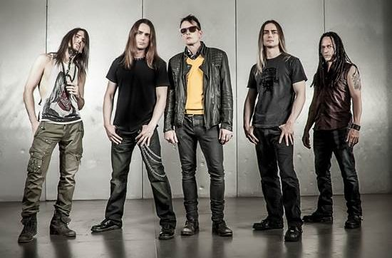 ART OF ANARCHY – launch new video 'Time Every Time'