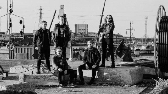 """SPEEDTRAP premiere new track at """"Terrorizer"""" magazine's website"""