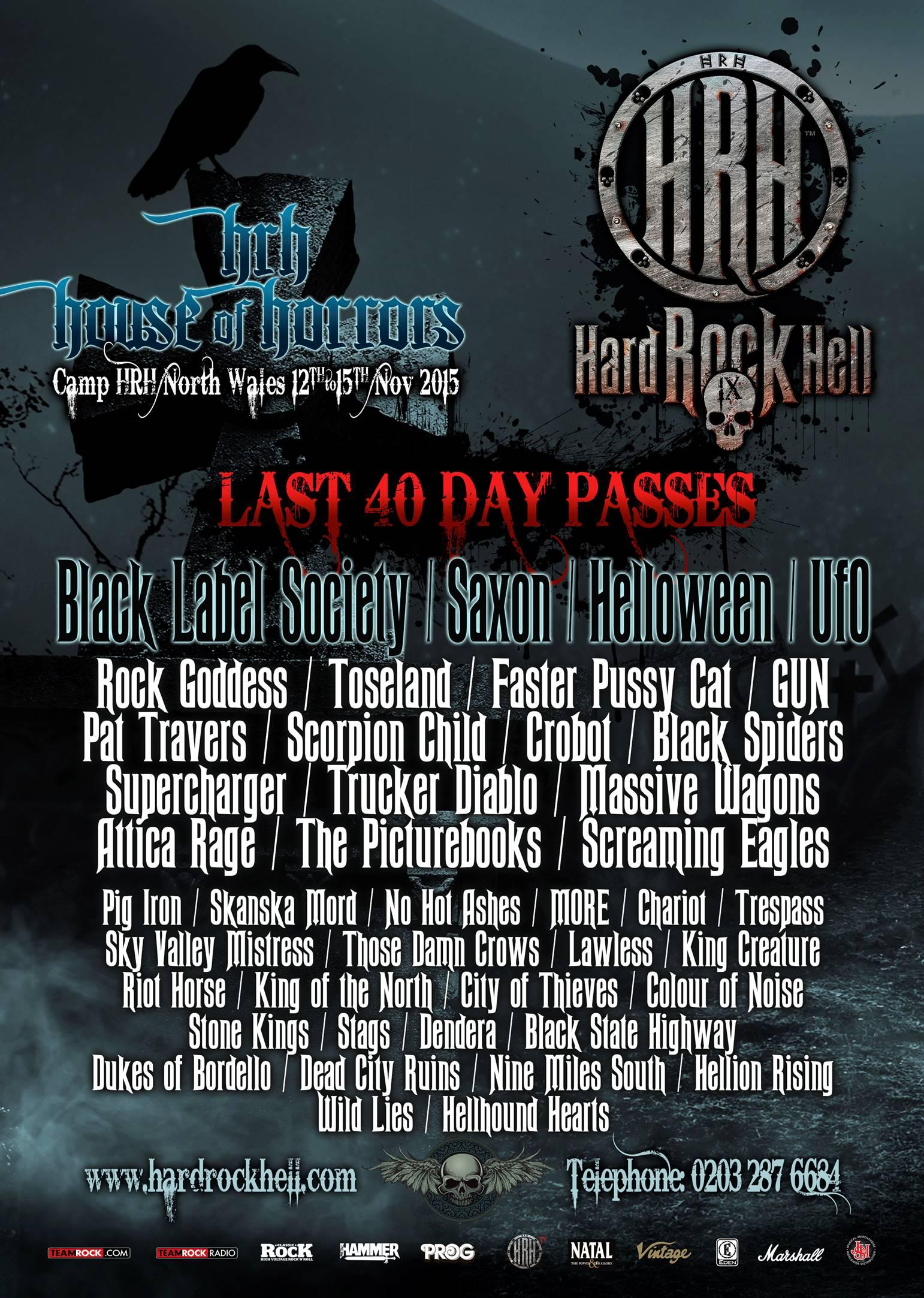 Hard Rock Hell 9