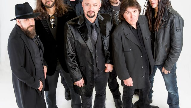 OPERATION: MINDCRIME Releases Third Video From Forthcoming Debut Album, The Key‏