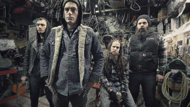 GRAVES AT SEA: Complete Recording First-Ever Full-Length