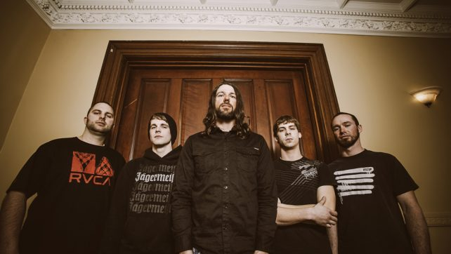 Canadian Metallers ODIUM Posts New Teaser 'Displacement of Hope'; New Album 'Terraform' Oct 23